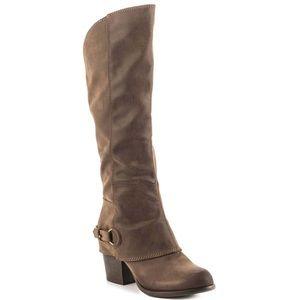 Fergalicious Women Lexy Western Boot Brown 8 M US